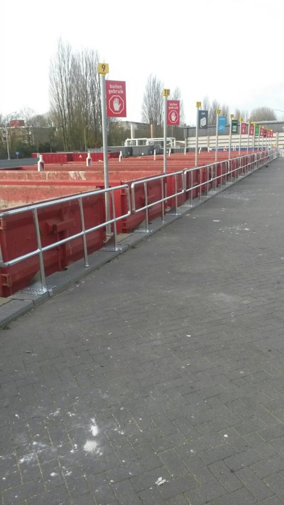 Leuningen ABS Dordrecht