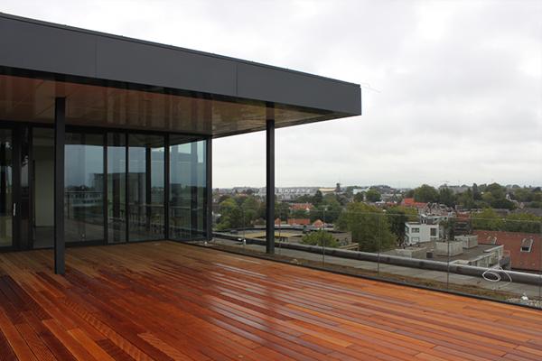 Constructie Dakopbouw - Dordrecht: Cortenstalen Dordrecht