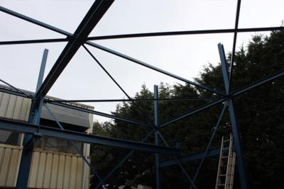 Heerjansdam: Uitbreiding bedrijfshal Rossen BV